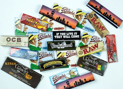 Rolling papers have many different effects on your smoking experience.