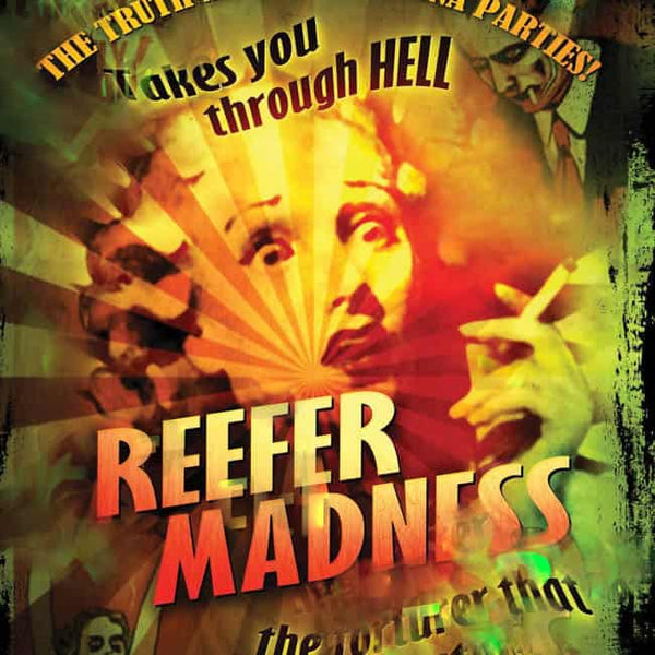 Open your 420 smokers box and then turn on Reefer Madness to get a good laugh going. Don't forget your free glass pipe bowl, just pay shipping!