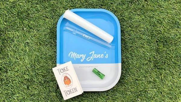 Cannabis News + Me Time Smoker's Gift Bundle