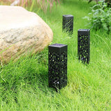 Outdoor LED Solar Path Stake Lights