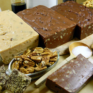 Fudge Tin, Pick Two Flavors of Fudge (2 lb.)