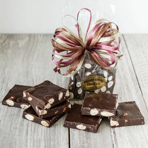 Dark Chocolate Almond Bark Bag (6 oz.)