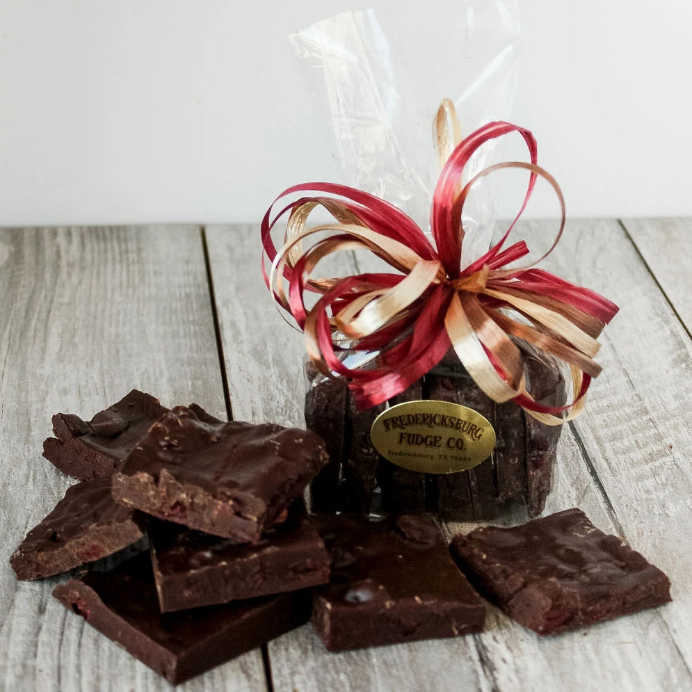 Dark Chocolate Cranberry-Amaretto Bark Bag (6 oz.)