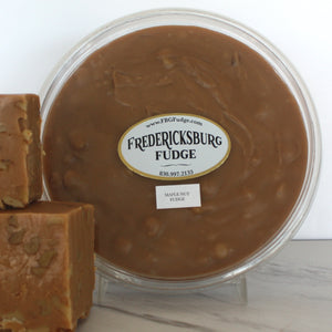 Maple Nut Fudge (16 oz.)