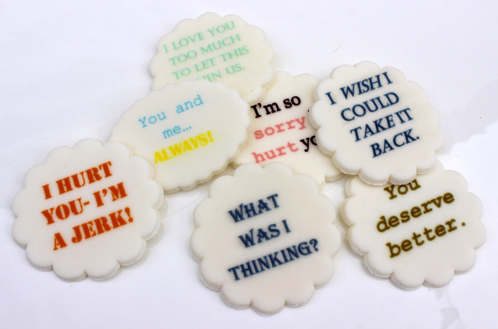 Say It Sweetly Themed Mints - 8 oz.bag