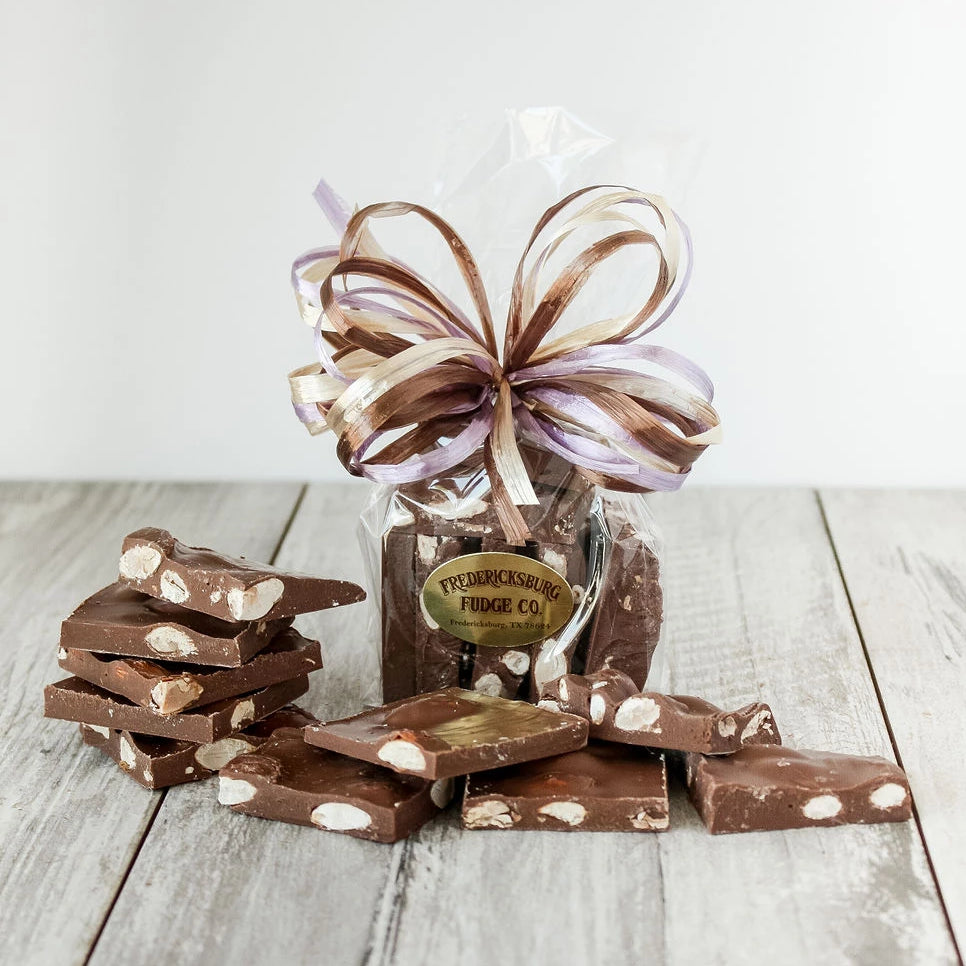 Milk Chocolate Almond Bark Bag (6 oz.)