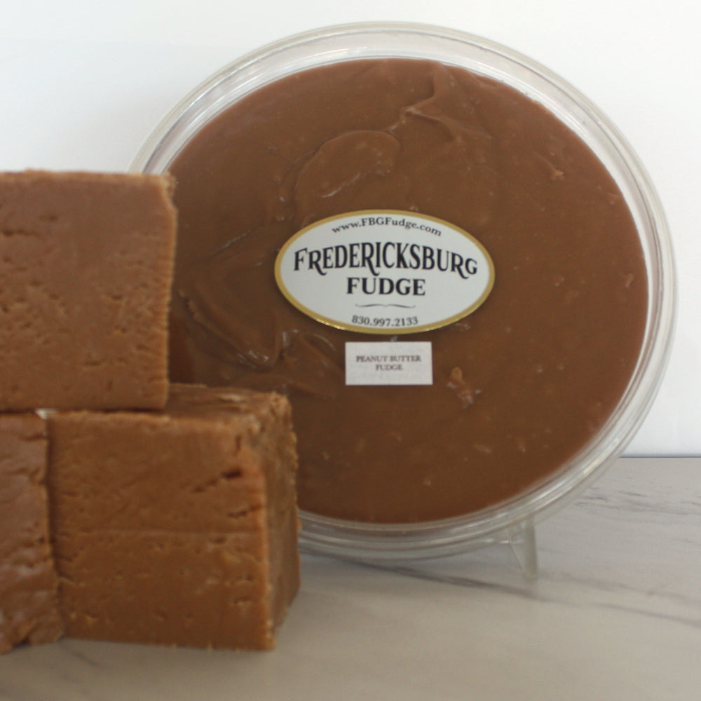 Creamy Peanut Butter Fudge (16 oz.)