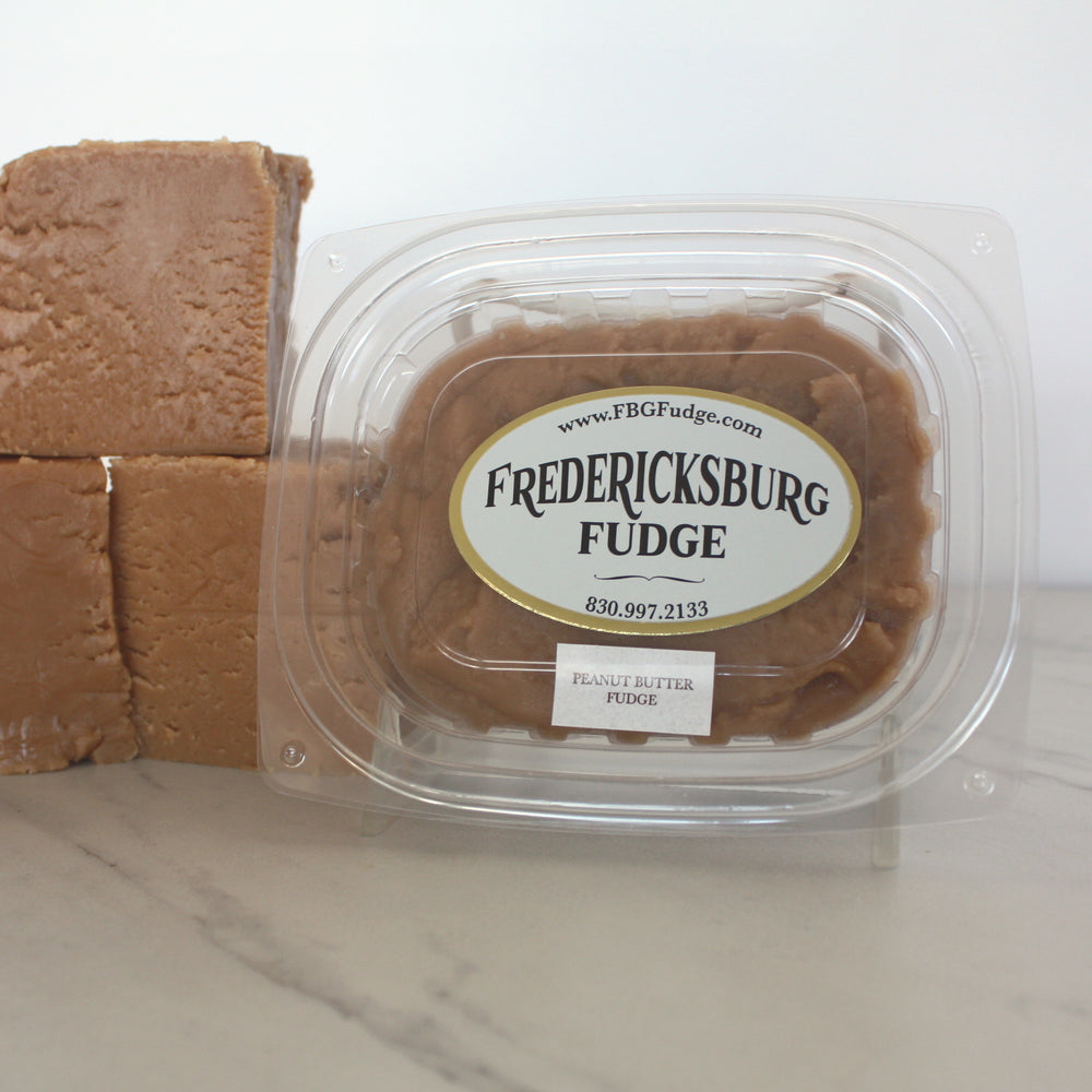 Creamy Peanut Butter Fudge (8 oz.)