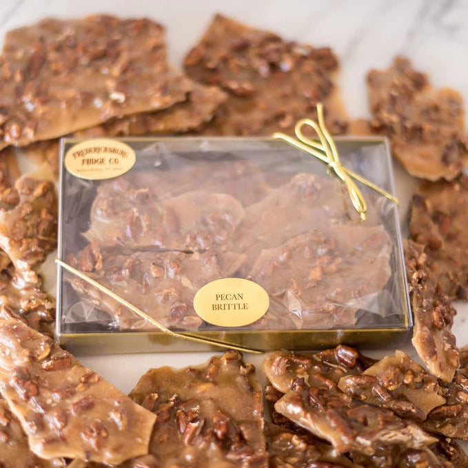 Pecan Brittle Box (9 oz.)