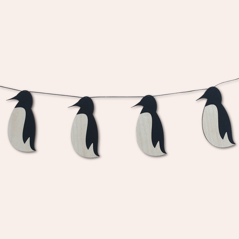 Penguin Garland