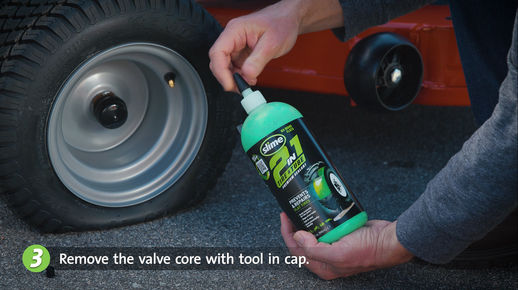 Slime Tire Sealant 101 Video