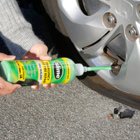 Slime Emergency Tire Sealant - 16 oz. (Car/Trailer) #10011