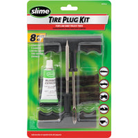 Slime Medium Tire Plug Kit with Glue #1034-A