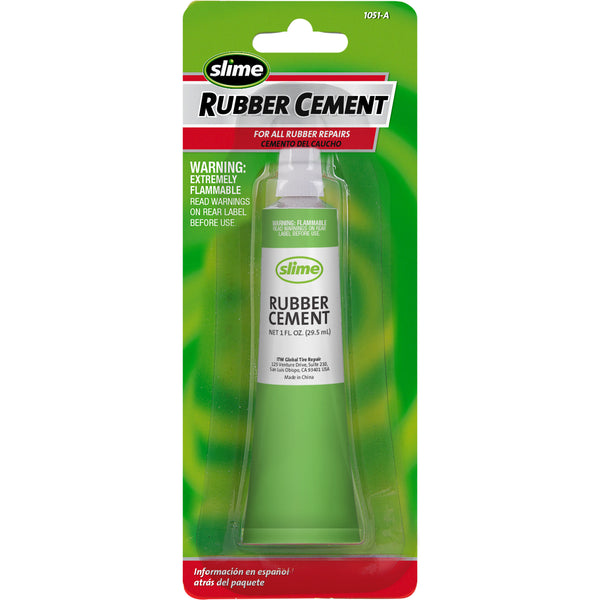 Rubber Cement 1 Oz Slime Slime Products