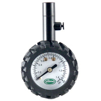Slime Low Pressure Dial Tire Gauge (1-20 psi) #20185