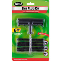 Slime 2-in-1 T-Handle Tire Plug Kit #20204