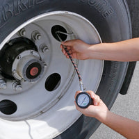 Slime Dual Head RV Dial Tire Gauge #2020-A