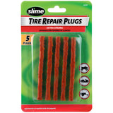 Slime Tire Repair Plugs (5 Count Brown) #20233