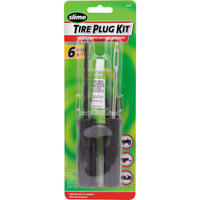 Slime Small Tire Plug Kit with Glue #21032