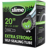 "Slime Extra Strong Self-Sealing Bicycle Tubes 20"" x 1.5-2.125"" Schrader #40049"