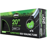 "Slime Super Thick Self-Sealing Bicycle Tubes 20"" x 1.75-2.125"" Schrader #30079"