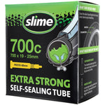 Slime Extra Strong Self-Sealing Bicycle Tubes 700 x 19-25mm Presta #30085