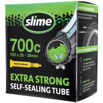 Slime Extra Strong Self-Sealing Bicycle Tubes 700 x 28-35mm Presta #30086
