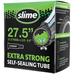 "Slime Extra Strong Self-Sealing Bicycle Tubes 27.5"" x 2.0-2.40"" Schrader #30088"