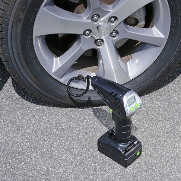 Handheld Cordless Tire Inflator | Slime – Slime Products