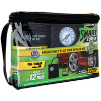 Slime Smart Spair Plus Flat Tire Repair Kit #50138