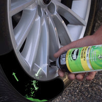 Slime Thru-Core Emergency Tire Sealant - 18 oz #60187 Cutout