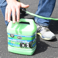 Slime Prevent and Repair Tire Sealant - 1 Gallon (Value Size for All Tires) #10163