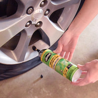 Slime Thru-Core Emergency Tire Sealant - 18 oz #60187