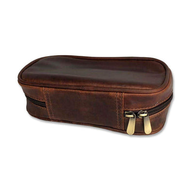 Tobacco Pouch and Pipe Carrying Case