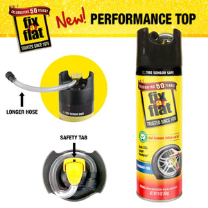 Fix-a-Flat New Performance Top