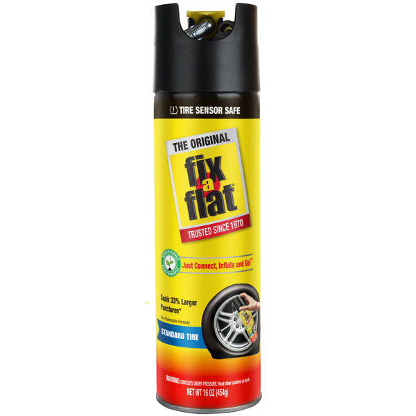 Fix-a-Flat 16 oz #S60420 Front of Can
