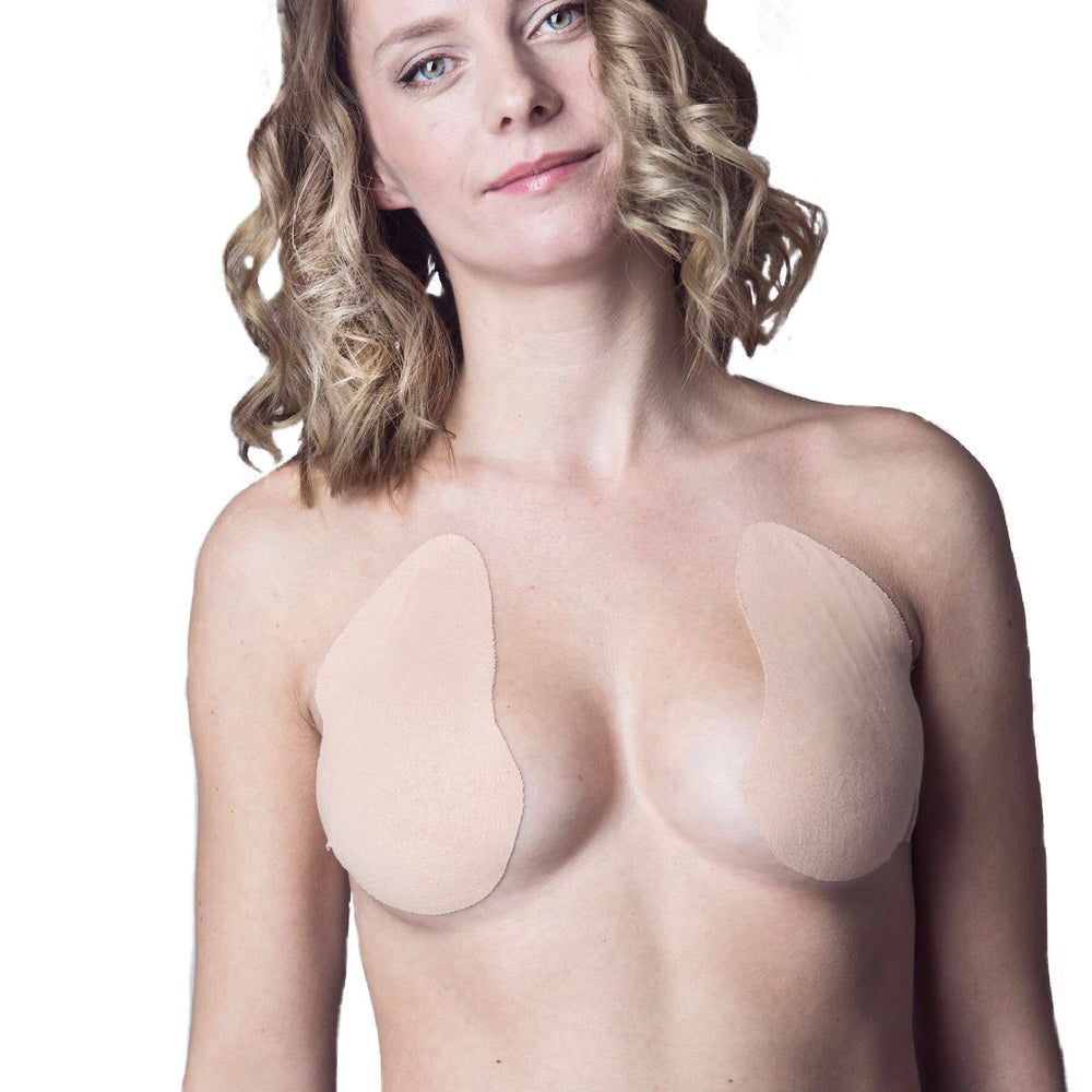 Brassybra Vanilla, breast tape, boob tape, invisible bra
