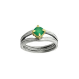 Sula Gold + Silver Open Solitaire - IndependentBoutique.com
