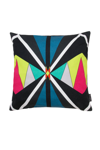 Bright Aztec Cushion Cover