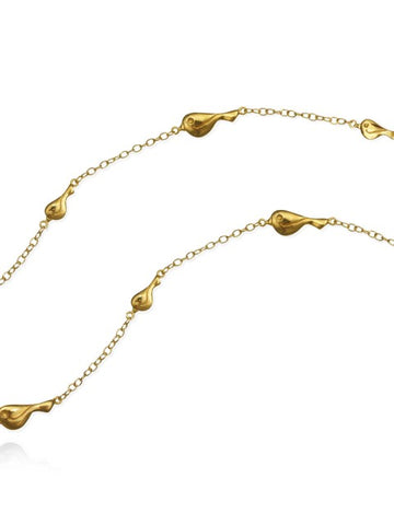 Gold Flock Necklace - IndependentBoutique.com