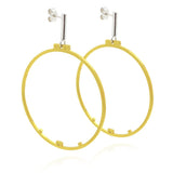 Tyko Hoops Earrings - IndependentBoutique.com