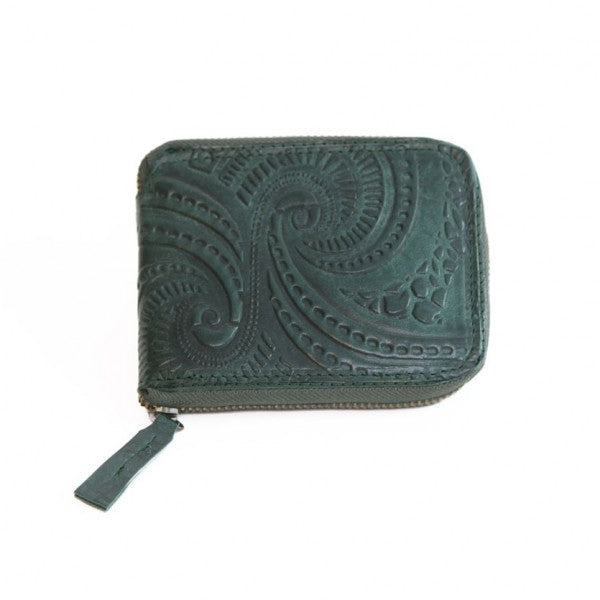 Teal Rudy Rectangle Purse - IndependentBoutique.com