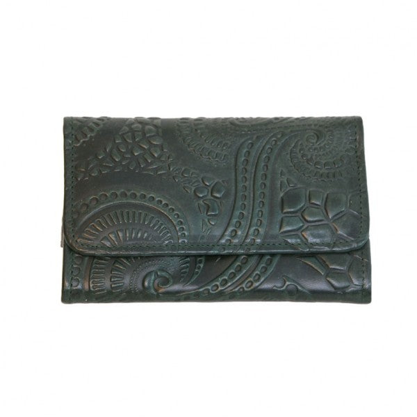 Teal Wilbur Wallet - IndependentBoutique.com
