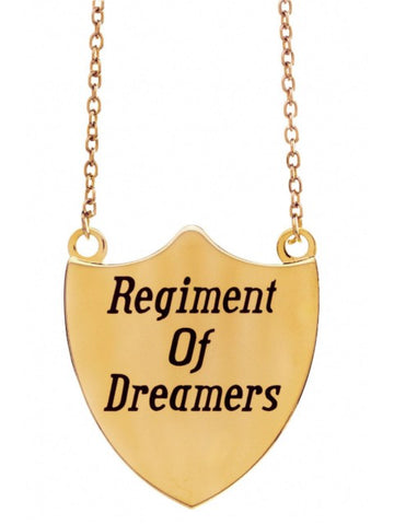 Regiment of Dreamers - Gold