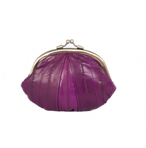 Electric Clutch - Aubergine - IndependentBoutique.com