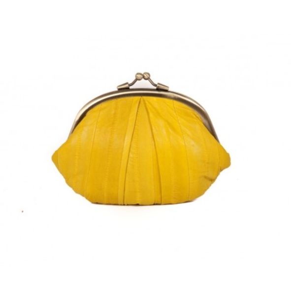 Electric Clutch - Mustard Yellow - IndependentBoutique.com