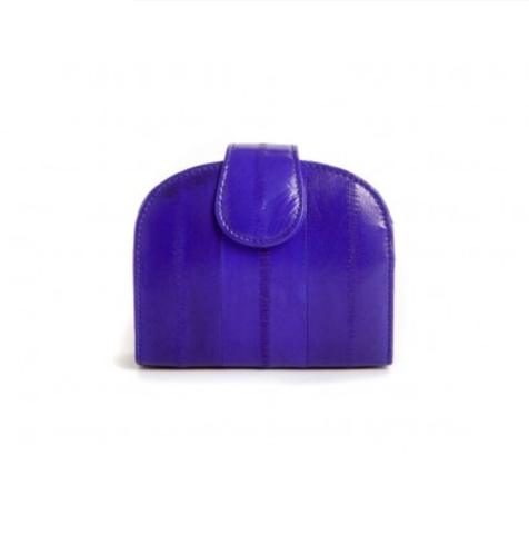 Half Moon Purse - Purple - IndependentBoutique.com