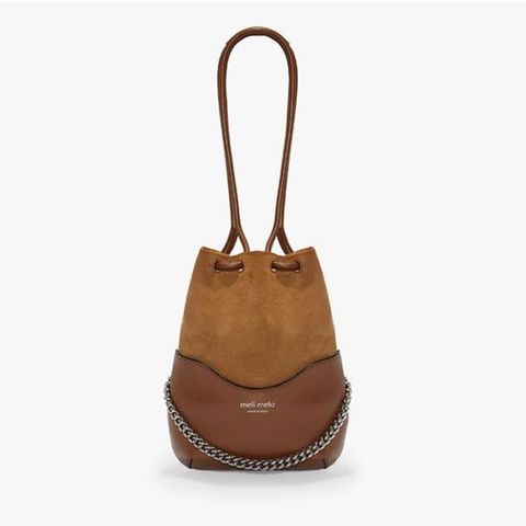 Tan Almond Hetty Cross Body Bag