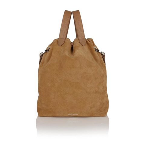 hazel tote bag light tan - IndependentBoutique.com