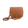 The Tan Saddle bag